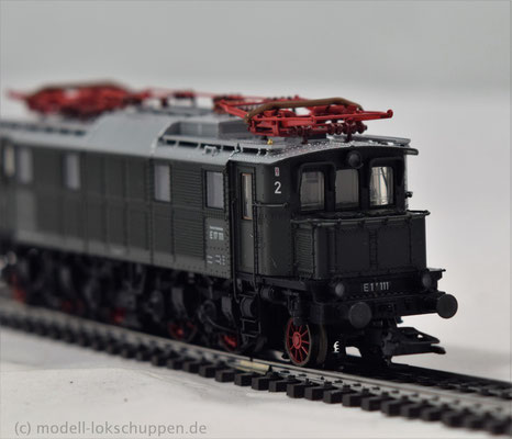 BR E17 der DB Insider Modell / Märklin 37061
