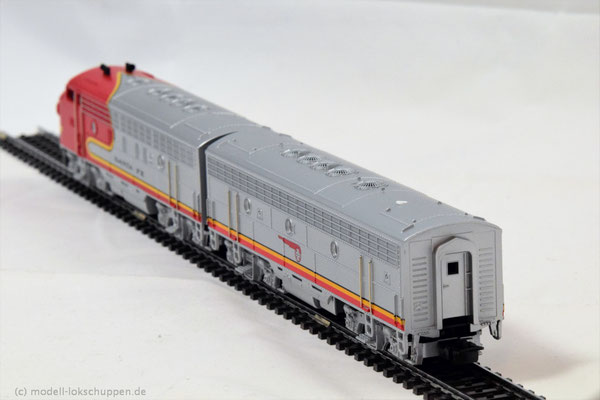 Märklin 37622 Santa Fe Super Chief