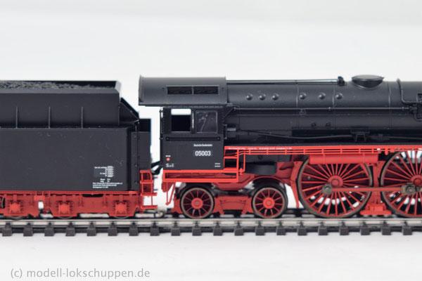 BR 05 der DB Insider Modell 2007 / Märklin 39050