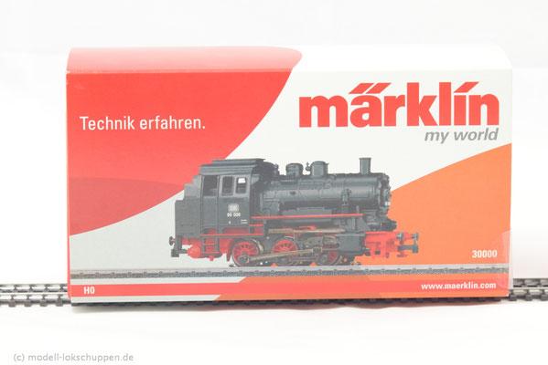 Märklin 30000 Güterzuglokomotive  BR 89.0 der DB    1