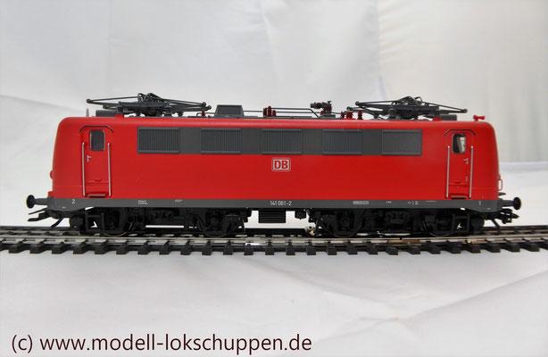 Märklin 39411  Mehrzwecklok BR 141 der DB AG/ mfx-Digital, Sound     4