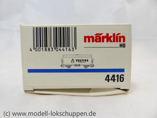 Märklin 4416 /Kühlwagen Veltins Pilsener der DB     1