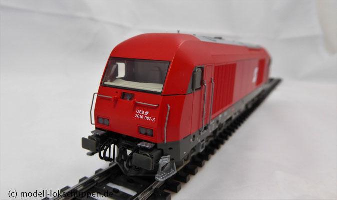Roco 69401 Diesellok BR 2016 007-3 ÖBB für Märklin DIGITAL mit ESU Loksound 7