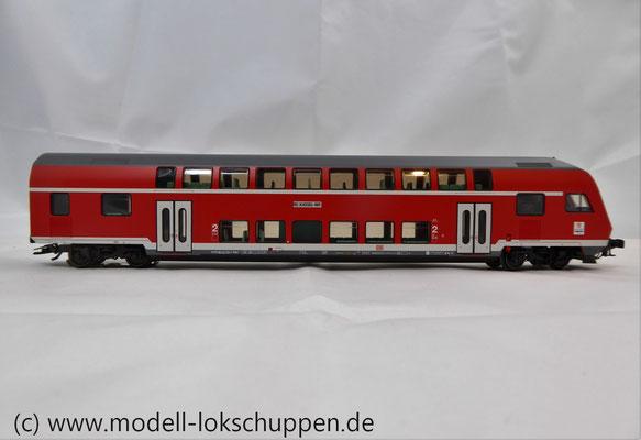 Märklin 43586 Doppelstocksteuerwagen DBbzf 761, 2. Klasse, der DB AG    3