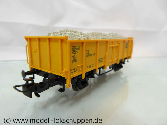 Märklin 4431 aus Packung 00754 / offener Steinkohlegüterwagen