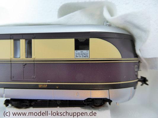 Märklin 37770 H0 Dieseltriebzug SVT 137, DRG, Ep. II  8