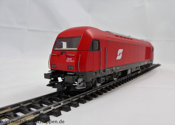 Roco 69401 Diesellok BR 2016 007-3 ÖBB für Märklin DIGITAL mit ESU Loksound 9