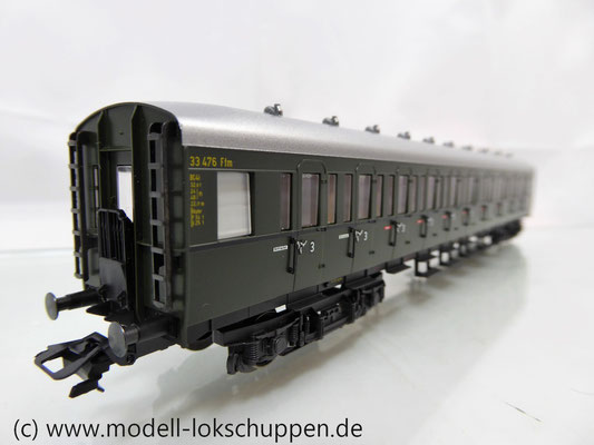 Märklin 43100 Abteilwagen Epoche 3  2.+3.Klasse der DB