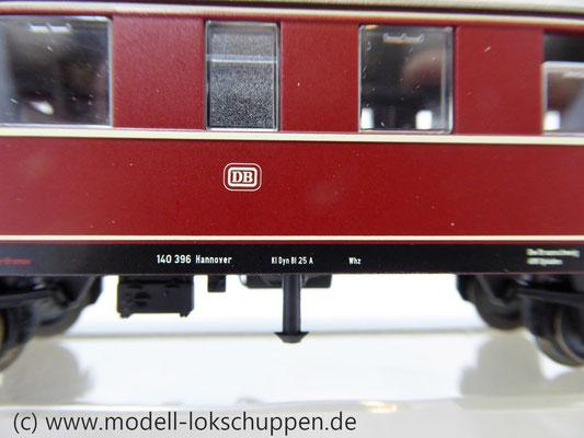 Märklin 43351 / Einheitsnebenbahnwagen ABie-34 der DB 1. und 2. Klasse.      5