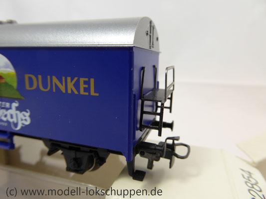 "H0-Bierwagen ""Kloster Andechs Doppelbock Dunkel"" / Märklin 4421    4"