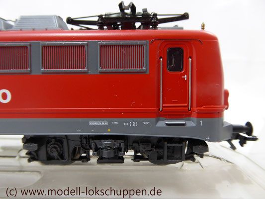 Güterzuglokomotive BR 140 / E 40 der DB AG / DB / Märklin 37401     9