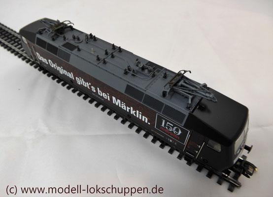 """BR 120.1 """"150 Jahre Märklin"""" DB / Märklin 37530 / MHI 2009    6"""
