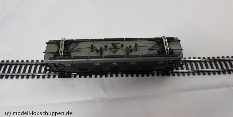 Roco H0 AC 14143 Elektrolokomotive der DB BR 116 019-1   6