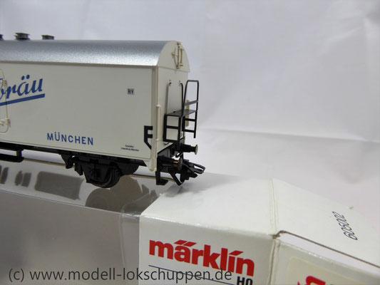 Märklin 45021 - Bierwagen Löwenbräu    6