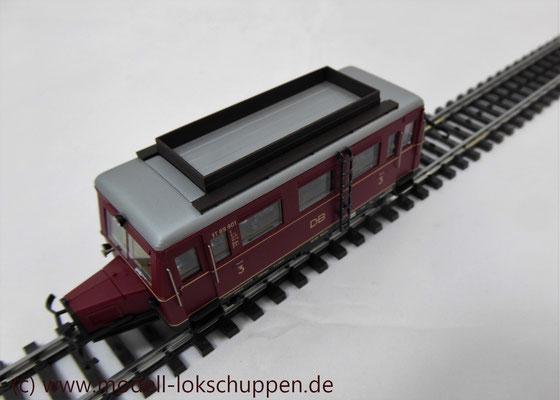 """Schienen-Omnibus """"Wismar"""" BR VT 89.9 der DB / Märklin 34232    8"""