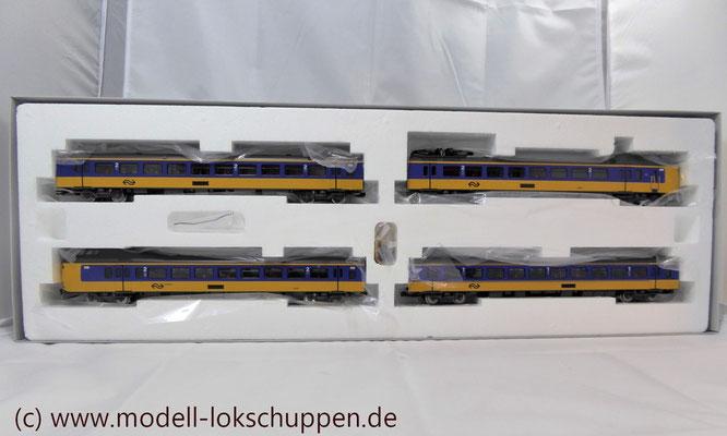 Märklin H0 37421 Triebzug ELA4 Koploper NS mfx Digital Sound OVP 3