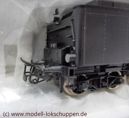 "Lokomotiv-Packung ""Baureihe 38"". (Metall-Technologie-Edition) / Märklin 00380   11"