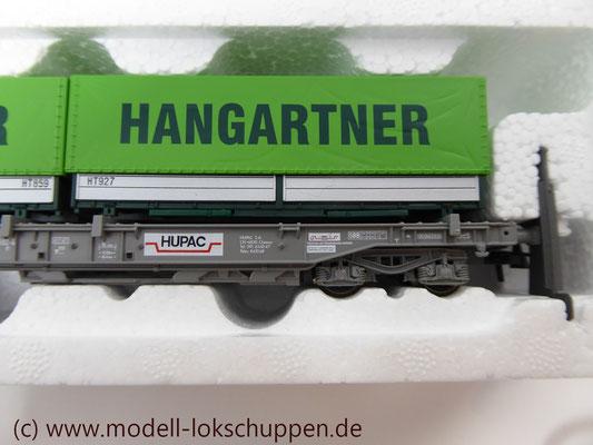 "Roco 66595  Einheitstaschenwagen SBB ""Hangartner AG"" OVP   3"
