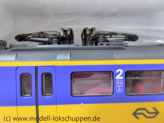 Märklin H0 37421 Triebzug ELA4 Koploper NS mfx Digital Sound OVP 8