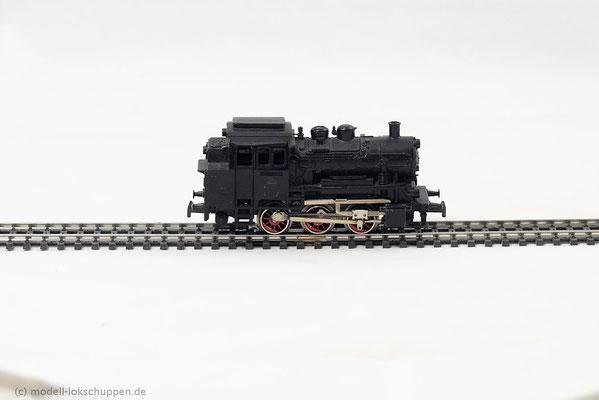 Rangierlokomotive BR 89 der DRG/ DB