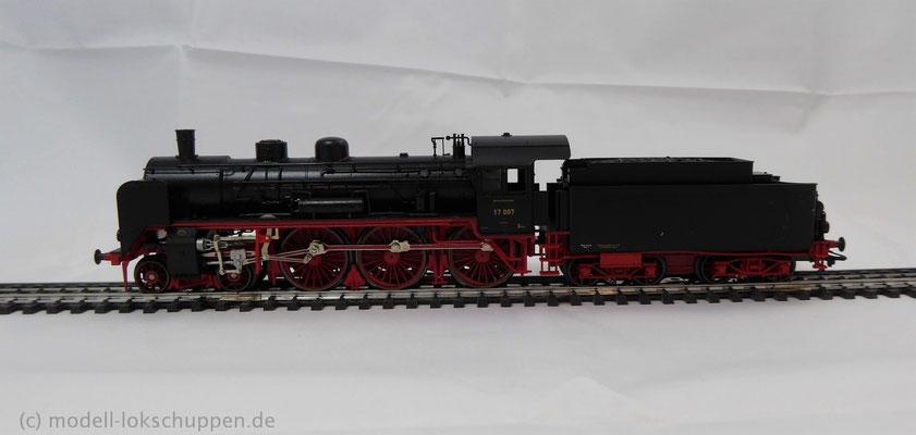 BR 17 DRG | Spur H0 - Art.Nr. 37190  Schnellzuglokomotive mit Schlepptender