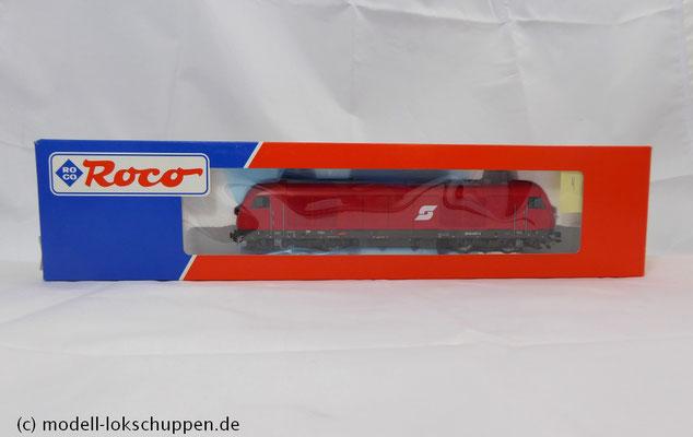 Roco 69401 Diesellok BR 2016 007-3 ÖBB für Märklin DIGITAL mit ESU Loksound 1