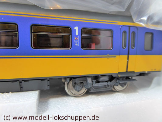Märklin H0 37421 Triebzug ELA4 Koploper NS mfx Digital Sound OVP 6
