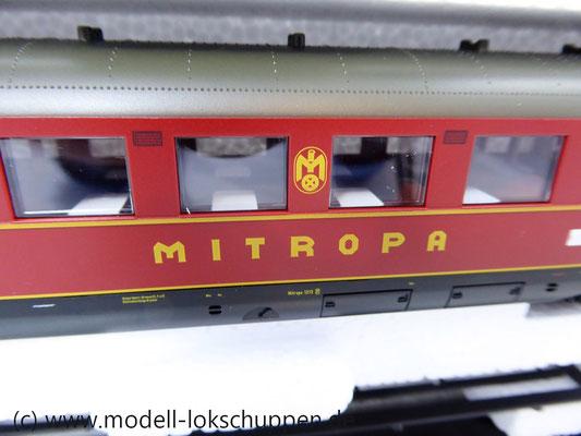 "Märklin 43259 Schnellzugwagen-Set ""Berlin-Hamburg"" DRG Ep.2    10"