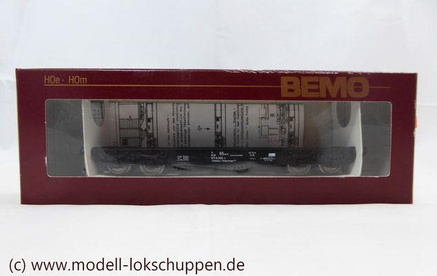 Transportwagen für Schmalspurfahrzeuge   auf der Normalspur. DB UIC Märklin / Bemo 26001 830
