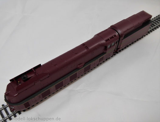 BR 05 DRG | Spur H0 - Art.Nr. 37050 Insider 2004