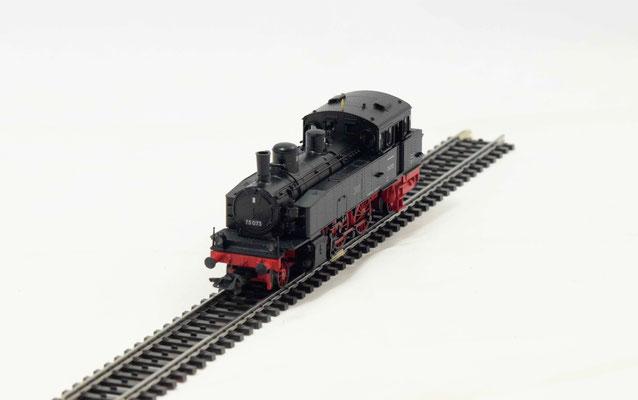 Personenzuglokomotive BR 75 der DB / Märklin 37132 / Limitierte Serie  5