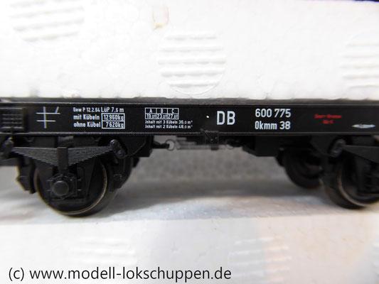 """Märklin 48270 H0 Wagen-Set """"Kohletransport"""", DB, Ep. 3   7"""