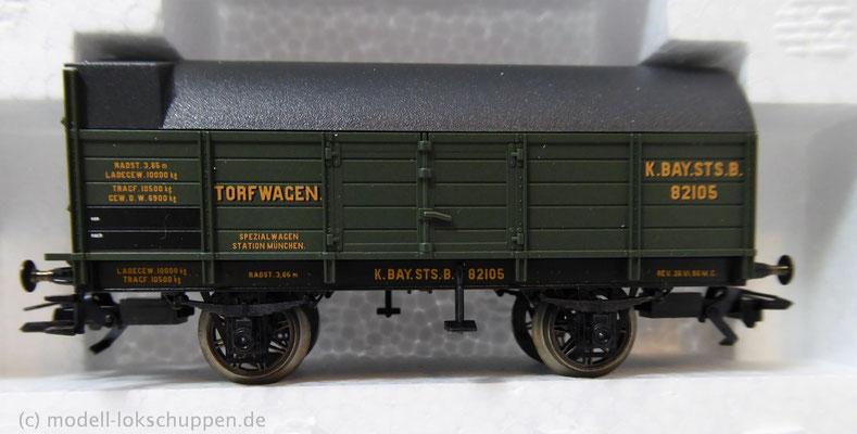 Märklin 43985 Bayerisches Personenwagen-Set / Epoche I    5