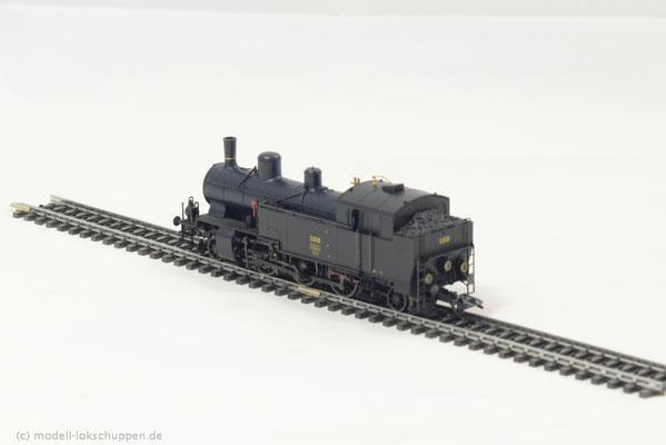 Märklin 37131 Tenderlokomotive Serie Eb 3/5 der SBB    6