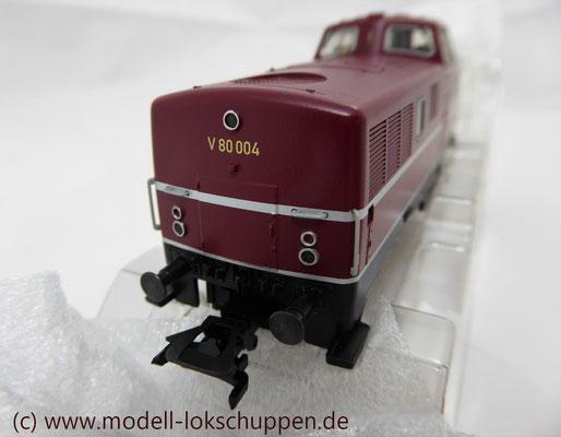Märklin 36080 - Diesellokomotive BR V 80 DB (DIGITAL)   8