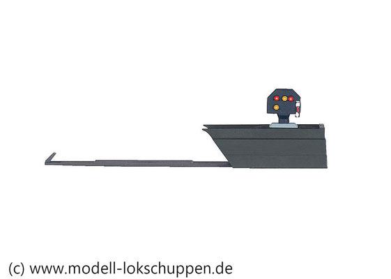 Märklin 74371 Licht-Gleissperrsignal f. Stellpult 72751