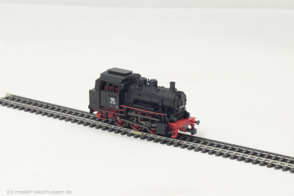 Märklin 30000 Güterzuglokomotive  BR 89.0 der DB    4