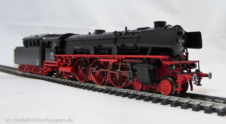 MÄRKLIN 37915 DAMPFLOK BR 03.10 der DB MFX DIGITAL/SOUND JL674