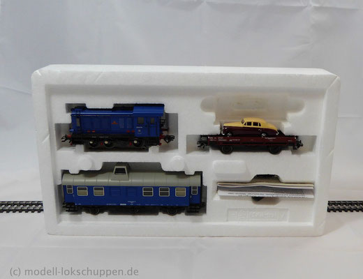 "Zugpackung  ""RCT Royal Corps of Transportation"" / Märklin 28502"