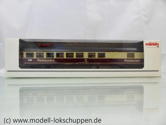 "Märklin 42973 ""IC Südwind"" TEE-/InterCity Speisewagen Bauart WRmz 135 OVP      1"