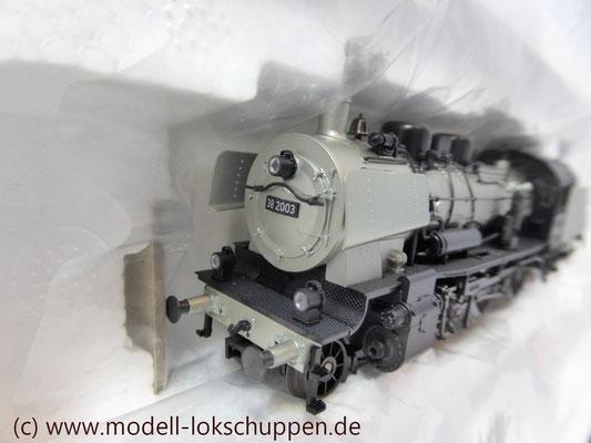 "Lokomotiv-Packung ""Baureihe 38"". (Metall-Technologie-Edition) / Märklin 00380   8"