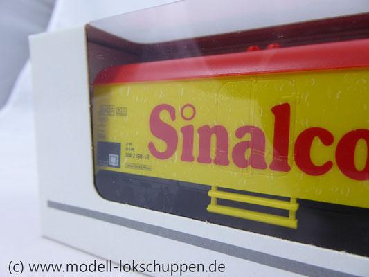 Märklin 44190 Kühlwagen Sinalco GmbH Markengetränke & Co. KG     2