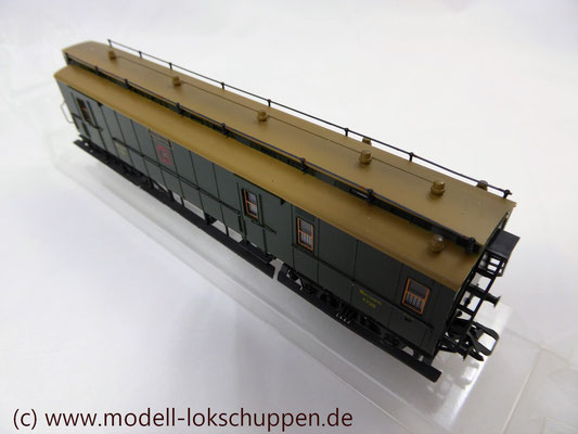 Märklin 4229 Schnellzug-Postwagen der Königlich Württembergischen Post    4