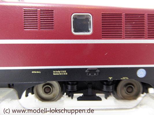 Märklin 36080 - Diesellokomotive BR V 80 DB (DIGITAL)   5