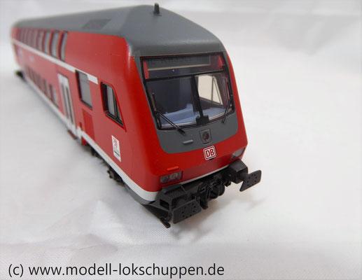 Märklin 43586 Doppelstocksteuerwagen DBbzf 761, 2. Klasse, der DB AG    4