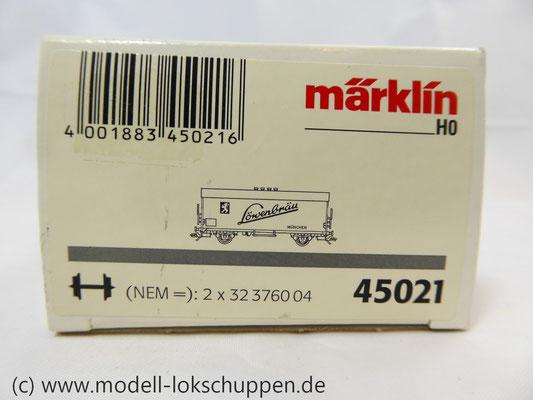 Märklin 45021 - Bierwagen Löwenbräu    1