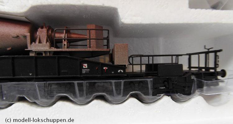 Torpedopfannenwagen / Märklin 48291