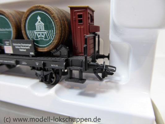 Märklin 94289 Weinfasswagen Schloss Wackerbarth Sondermodell 2007     3