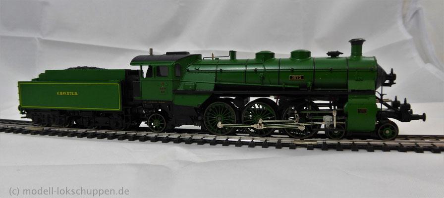 BR S 3/6 grün KBayStsB / Märklin 37182 Limitiertes Sondermodell 1996