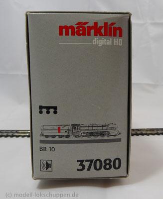 Märklin 37080 MHI INSIDER BR 10 DB 10 001 Sondermodell 2009